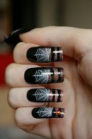22 simple and cute halloween nail art ideasall for fashion design
