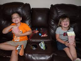 at home movie theater at home movie theater night kid activity just playing house