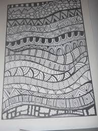 25 beautiful zentangle patterns ideas on zen doodle