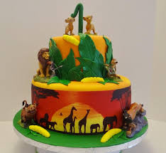 lion king cake toppers lion king cake topper liviroom decors lion king cakes for children