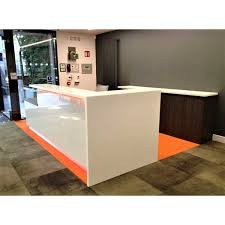 Bespoke Reception Desk Bespoke Reception Desks Ergo Furniture Systems Office Furniture