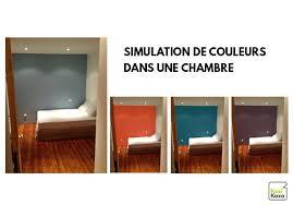 simulation d o chambre couleur de peinture chambre simulation de peintures dans une chambre