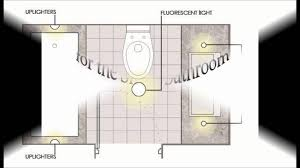 Bathroom Lighting Placement New Recessed Lighting In Bathroom Placement Dkbzaweb