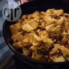 cuisine chinoise porc tofu et porc haché sautés à la chinoise recettes allrecipes québec