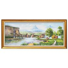 online get cheap scenic oil paintings aliexpress com alibaba group