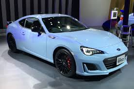 brz subaru grey subaru brz sti sport launched for japan as most driver focused