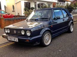 volkswagen rabbit convertible the humble golf vw golf gti mk1 mk1golf golfgti cabriolet