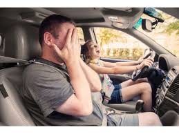 Blind Person Driving Survey Of Driving Instructors Reveals Surprising Teen Driver