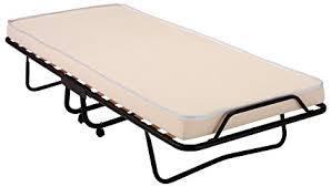 rete con materasso brandina letto pieghevole con materasso in poliuretano e rete a