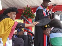 hubert kairuki memorial university dar es salaam tanzania