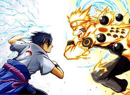 vs sasuke commissionnaruto vs sasuke by smudgeandfrank on deviantart