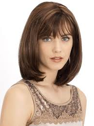 shoulder length hairstyles with bangs over 40 40 best hair images on pinterest short hair hairstyle for women
