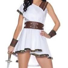 Warrior Princess Halloween Costume Greek Goddess Costume Amazon Warrior Princess Halloween