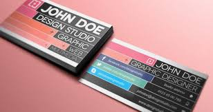 graphic design business cards templates infocard co