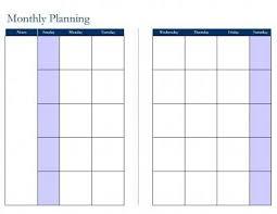 free blank word calendar template doc files qut nursing resume