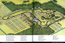 Danville Ohio Map by Mid Ohio Programme Covers Racing Sports Cars