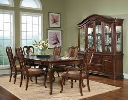 cherry dining room set kinsman 7 piece dining set american drew
