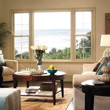 interior living room window ideas design living room curtain