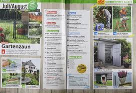 Landhausk He Angebot Selbst Ist Der Mann Garten 4 2017 Zeitungen Und Zeitschriften Online