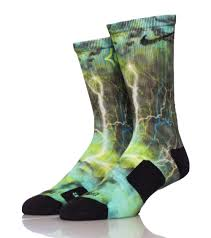 nike sig basketball socks green jimmy jazz sx4998