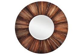 Circle Wall Mirrors Home Accents Mirror Ashley Furniture Homestore