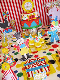 clowns for a birthday party big top circus birthday party