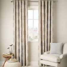 Tree Curtain Buy John Lewis Oakley Trees Eyelet Lined Curtains John Lewis