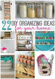 diy ideas for home organization home art