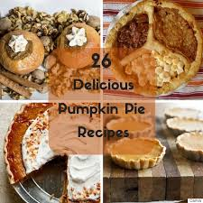 26 pumpkin pie recipes for thanksgiving and every other day of