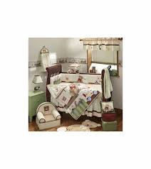Toy Story Crib Bedding Lambs U0026 Ivy Teddy Bear Story 6 Piece Baby Crib Bedding Set