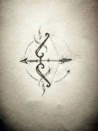 the 25 best arrow tattoo design ideas on pinterest arrow design
