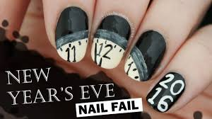 new years eve nail fail youtube