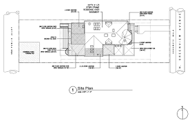 amacher site plan house small project awards american institute of