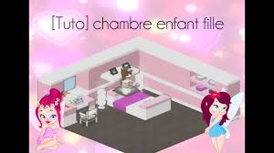 Chambre Fille Design by Tuto Habbocity Chambre Enfant Fille Skynlove Hcity Youtube