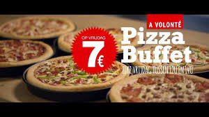 Pizza Hut Lunch Buffet Hours by Casual Friday Het Pizza Buffet Aan 7 U20ac Bij Pizza Hut Youtube