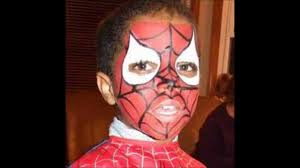 easy face painting ideas for boys simple designs youtube