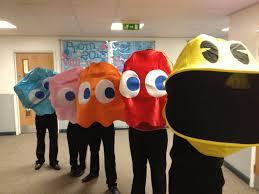 pac man cheap halloween group costumes popsugar smart living
