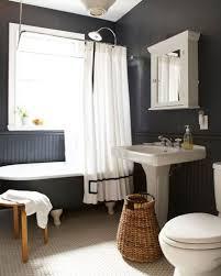 wall laundry hamper black and white modern bathroom corner glass shower bathroom