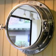 porthole mirrored medicine cabinet marvelous porthole medicine cabinet ideas about porthole mirror on