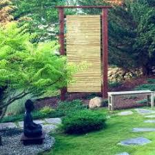Garden Screening Ideas Bamboo Garden Screening Large Size Of Bamboo Slat Garden Screening
