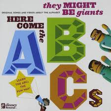 amazon com here come the abcs they might be giants office products