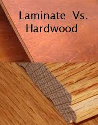 laminate flooring vs wood flooring hardwood floors versus laminate floors compare facts