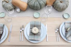thanksgiving set how to set a table for thanksgiving