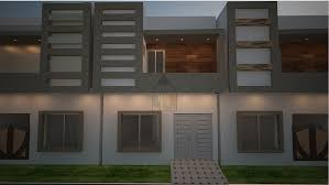 Plan House 2 Marla House Design Plan Front Elevation Pinterest