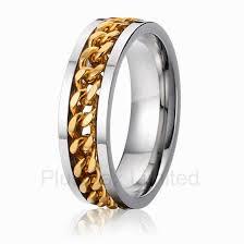 gear wedding ring metal gear wedding ring wedding rings design ideas