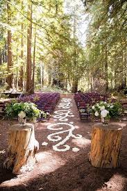themed wedding ideas forest themed wedding reception décor ideas