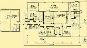 country style floor plans country style house plans for classic 3 bedroom home