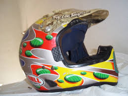 bell motocross helmet restoration bell moto 5 mcgrath old moto motocross