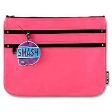pencil cases smash ripstop pencil pink coast to coast school supplies