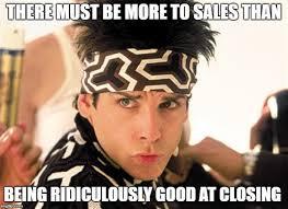 Webinar Meme - free webinars emerge sales training